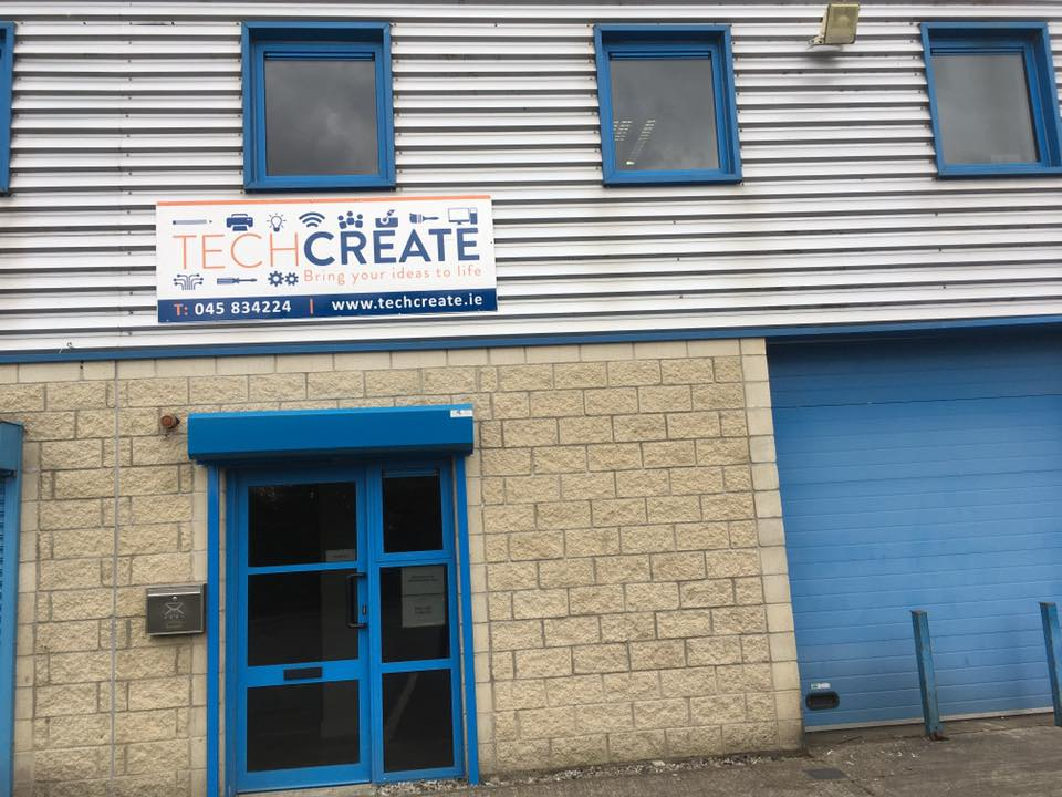 TechCreate Clane unit b9 clane business park