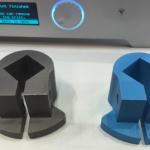 Prototyping of parts by Siemens AG on an Ultimaker 2 like the one at TechCreate