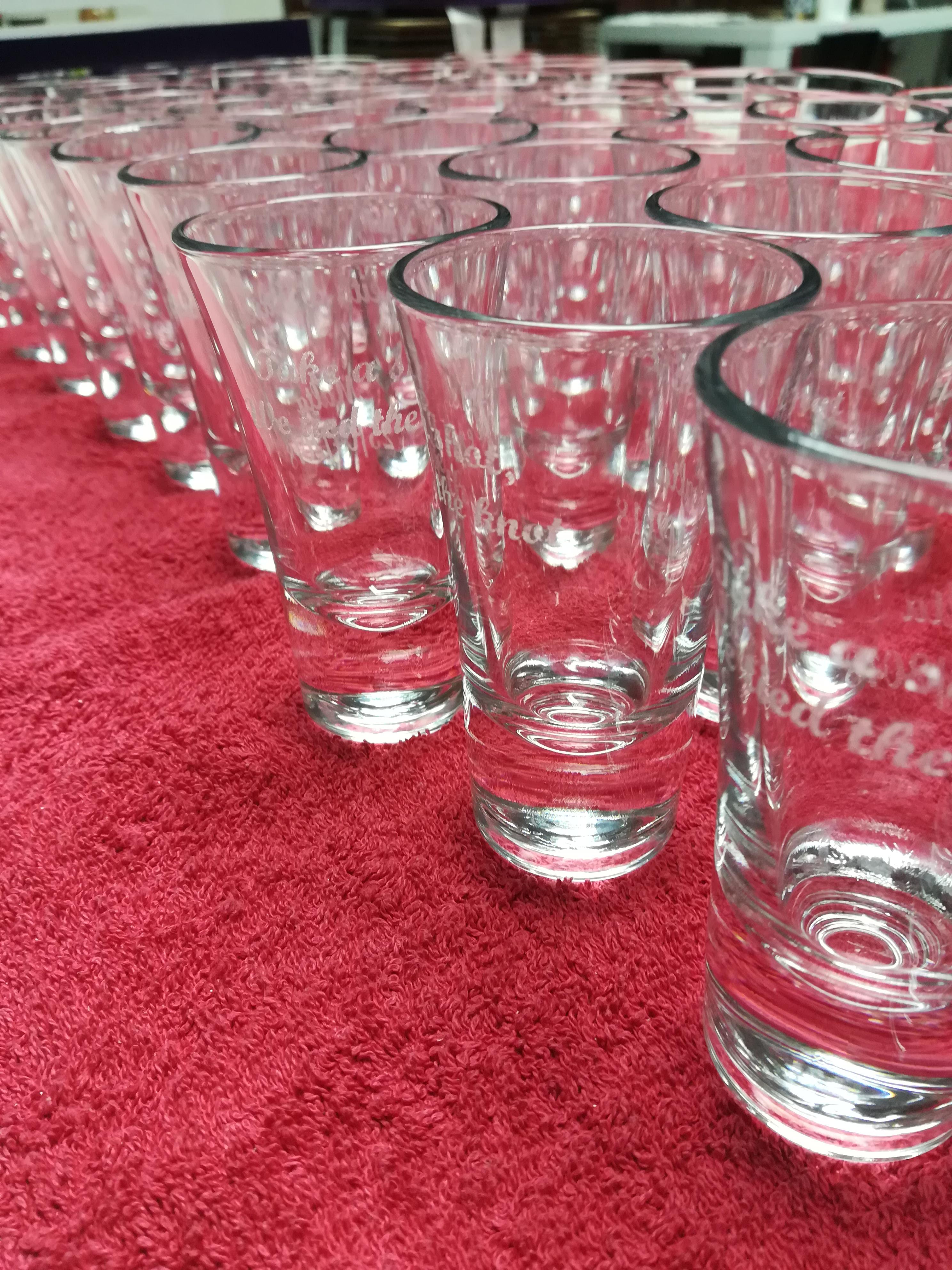 laser engraved shot glasses techcreate