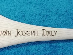 personalised mini hurley